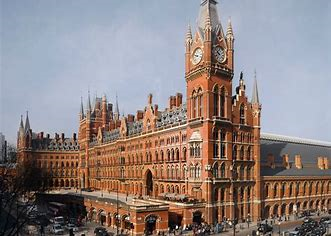 St Pancras Renaissance Hotel – Gateway to London