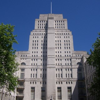 Senate House – not what it seems…
