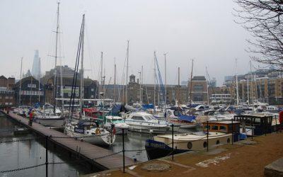 St. Katherine Docks Marina