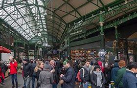 Borough Market - make your own tour of London