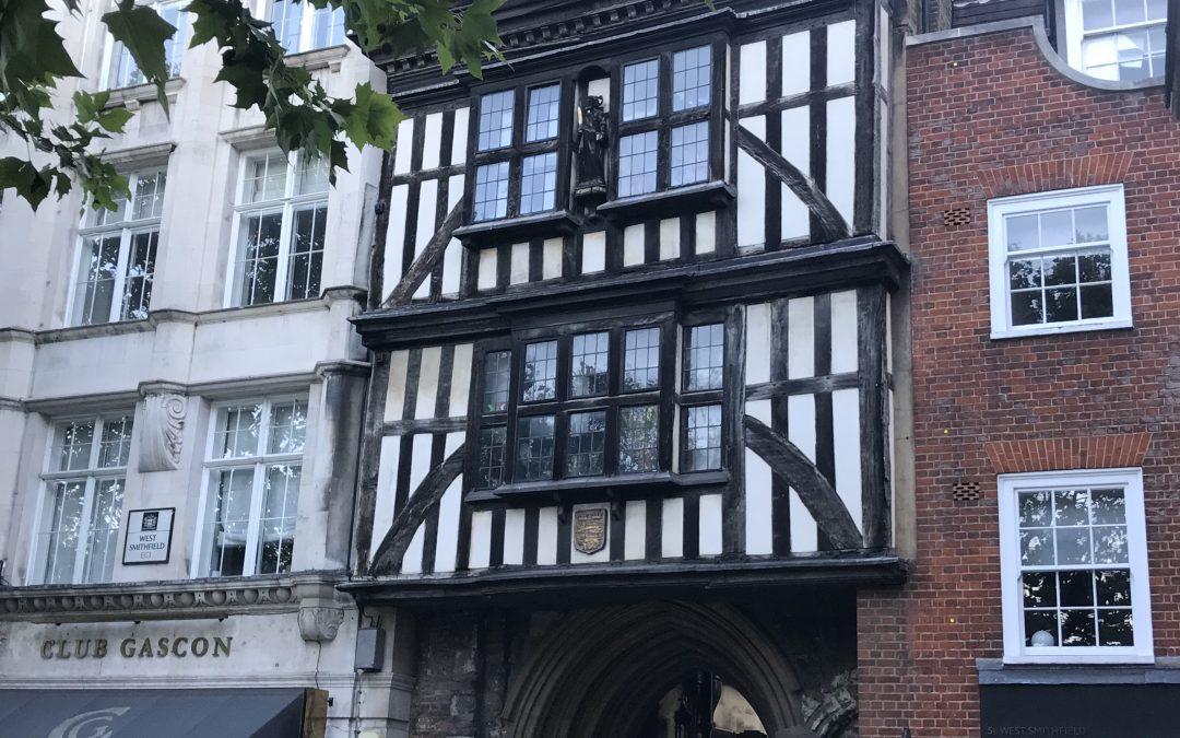 St Bartholomew's Gatehouse