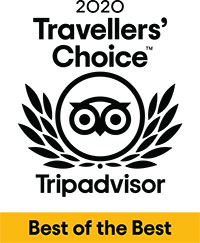 TripAdvisor Best of the Best Travellers' Choice Winner 2020